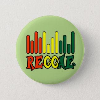 rasta reggae graffiti flag 6 cm round badge