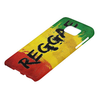 rasta reggae graffiti flag art