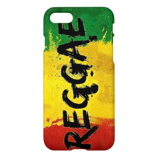 rasta reggae graffiti flag iPhone 7 case