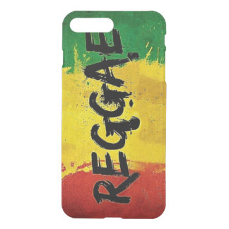 rasta reggae graffiti flag iPhone 7 plus case