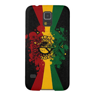 rasta reggae graffiti music art cases for galaxy s5