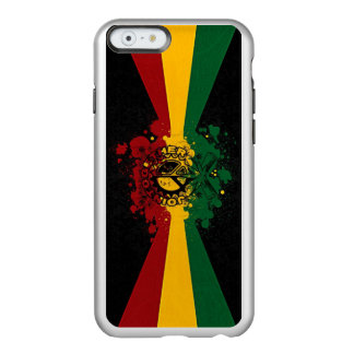 rasta reggae graffiti music art incipio feather® shine iPhone 6 case