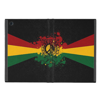 rasta reggae graffiti music art iPad mini cover