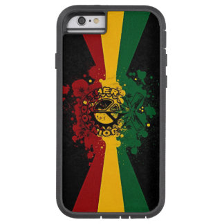 rasta reggae graffiti music art tough xtreme iPhone 6 case