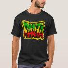 Rasta reggae graffiti T-Shirt