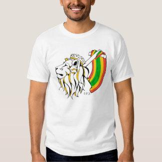 Rasta Reggae Lion Ascending Shirt
