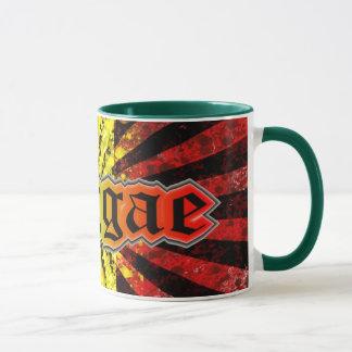rasta reggae mug