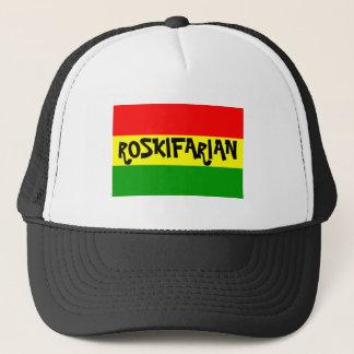 rasta, ROSKIFARIAN Trucker Hat