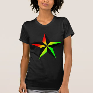 Rasta Star T-Shirt