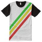 Rasta Stripes Shirt