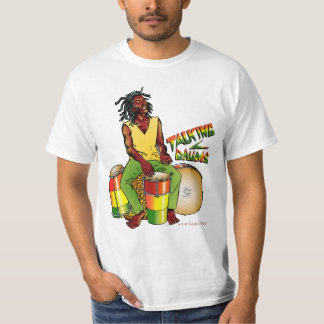 Rasta Talking Drums T-Shirt