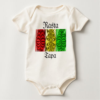 Rasta Tapa Baby Shirt