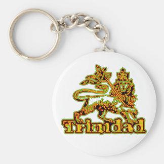 Rasta Trinidad Keychains