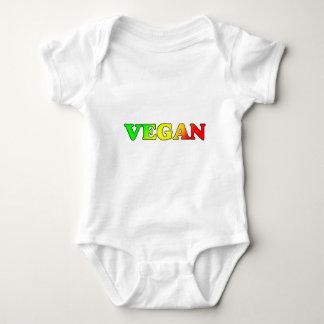 Rasta Vegan Baby Bodysuit