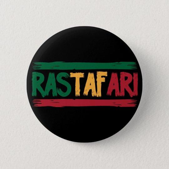 Rastafari 6 Cm Round Badge