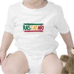 Rastafari Baby Bodysuits