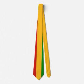 RASTAFARI FLAG COLORS + your ideas Tie