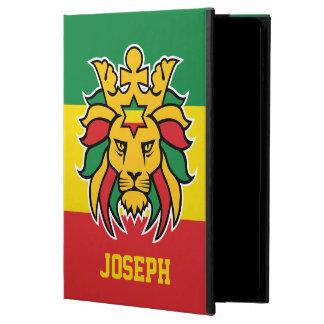Rastafari Lion of Judah Personalized Name
