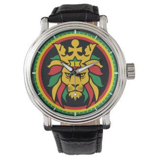 Rastafari Lion of Judah Watch