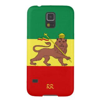 Rastafari Reggae Flag Samsung Galaxy S5 Case