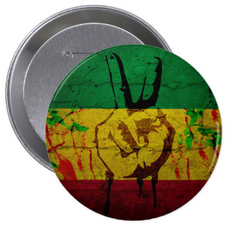 Rastafarian badge