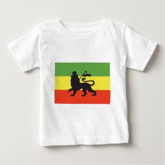 Rastafarian Flag Baby T-Shirt