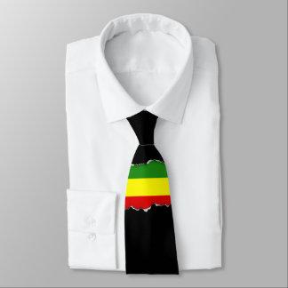Rastafarian Flag Tie