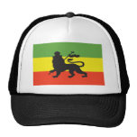 Rastafarian Flag Trucker Hat