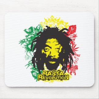 Rastafarian Revolution Mousemats