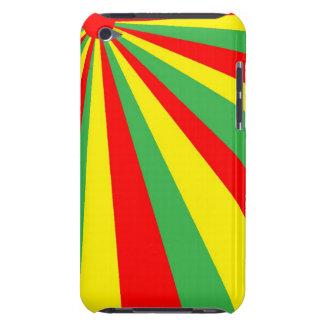 Rastafarian Vortex iPod Touch Case