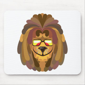 RastaLion vector Mouse Pad