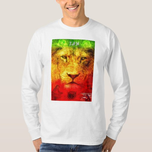 Rastaman Rastafari T-Shirt