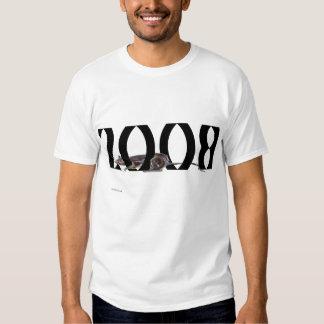 Rat 2008 White T-shirts