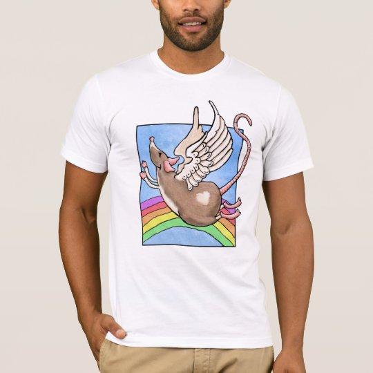 Rat Angel T-shirt