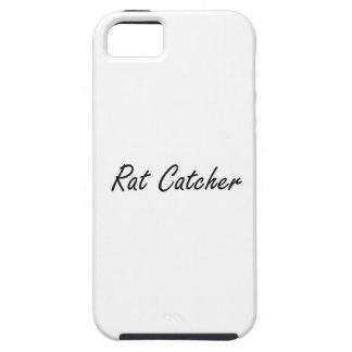 Rat Catcher Artistic Job Design Case For The iPhone 5