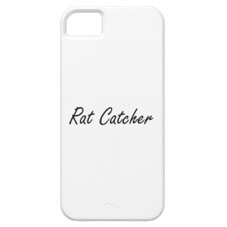 Rat Catcher Artistic Job Design Barely There iPhone 5 Case