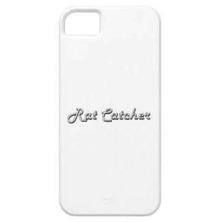 Rat Catcher Classic Job Design iPhone 5 Cases