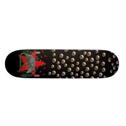 Rat God Skate Board