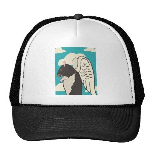 Rat heaven trucker hats