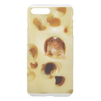 rat is eating cheese iPhone 7 plus case
