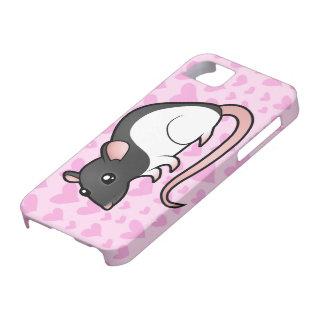 Rat Love iPhone 5 Cover