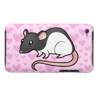 Rat Love iPod Touch Case