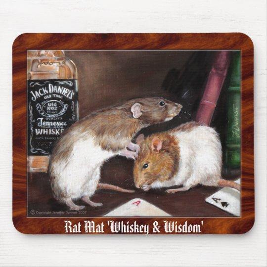 Rat Mat, the unique Rat mouse mat