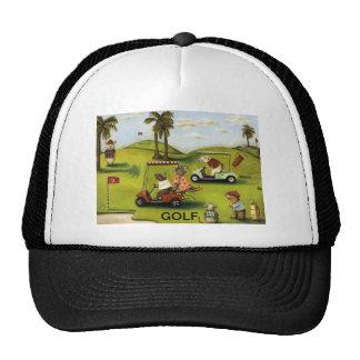 Rat Race 2 At The Golf Course Cap