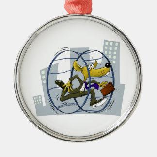 rat race christmas ornament