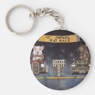 Rat Race Key Ring