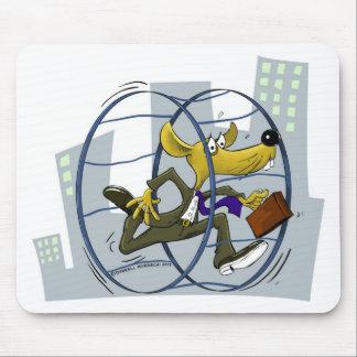 rat race mouse mat