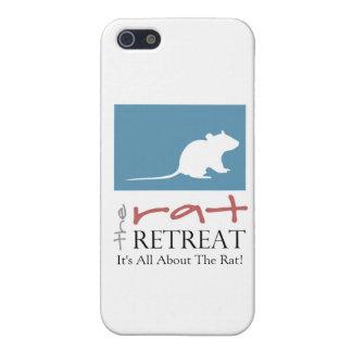 Rat Retreat iPhone Case iPhone 5 Cases