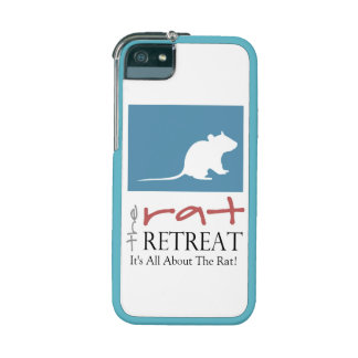 Rat Retreat iPhone Case Cover For iPhone 5