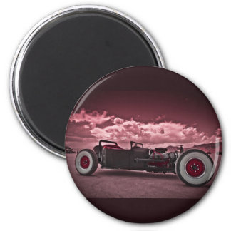 Rat Rod at Bonneville Magnet